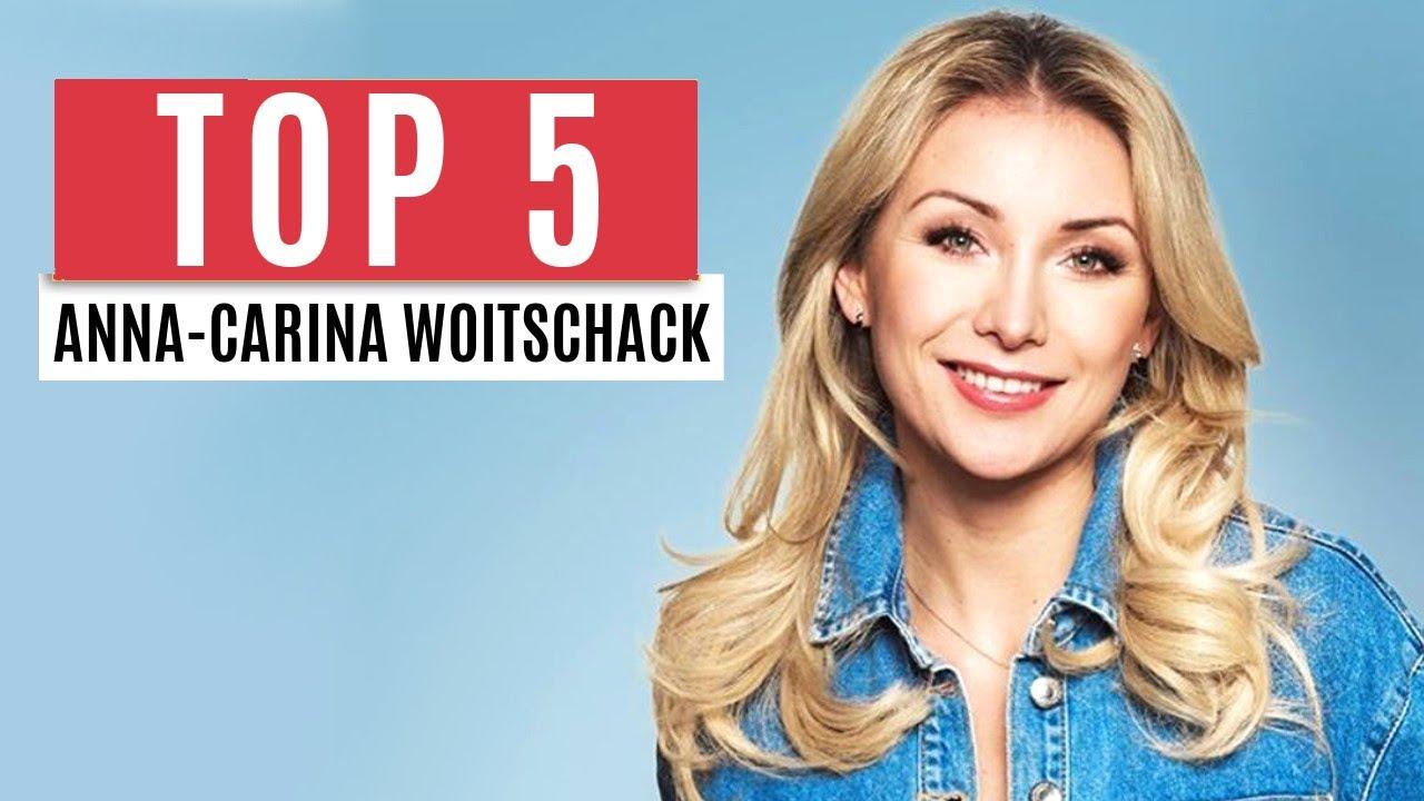 Anna Carina Woitschack Alter