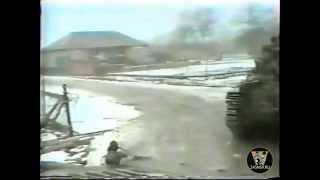Эксклюзив! СОБР в Грозном (Чечня) 1996г. - 1 часть (договор с жителями)