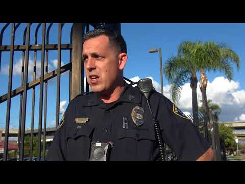 Santee Post Office Call Police