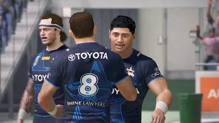 RUGBY LEAGUE LIVE 4 - NEW COWBOYS CAREER EP.1