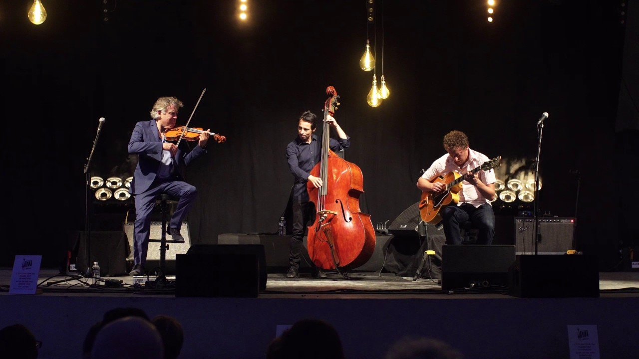 Didier Lockwood Trio | Nuages