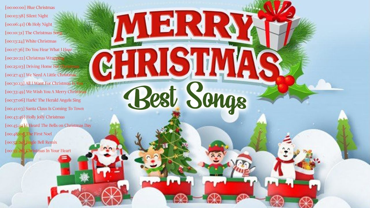 Best Christmas Songs Of All Time 🎄 Old Christmas Songs Playlist 🎅🏼 Best Old Christmas Songs Ever