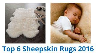 6 Best Sheepskin Rugs 2016