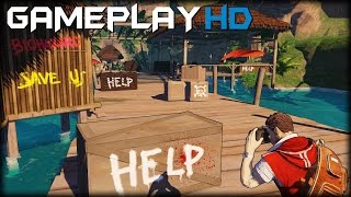 Escape Dead Island Gameplay (PC HD)