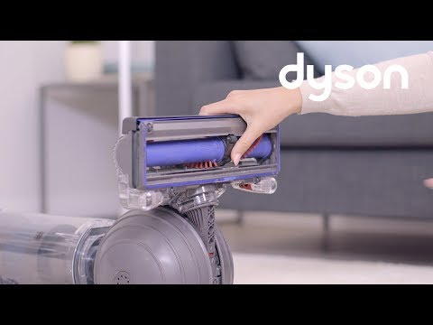 Dyson DC40 or DC42 - Replacing the cleaner head