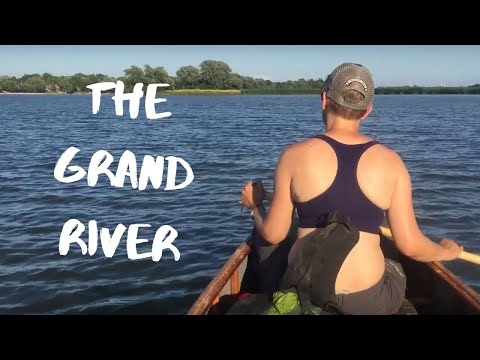 Grand River Canoe Trip:  Canoeing The Grand From Brantford To Dunnville
