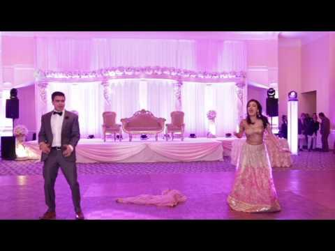 Best Nepali Wedding Reception Performances #KhusbuWedsNiraj