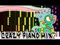 Crazy Piano Mix! SPACE UNICORN