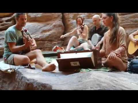 Kevin James HeartSongs. In the Grand Canyon. Wild free Spirit