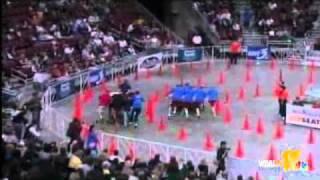 Kentucky Derby s Annual Bed Race Held