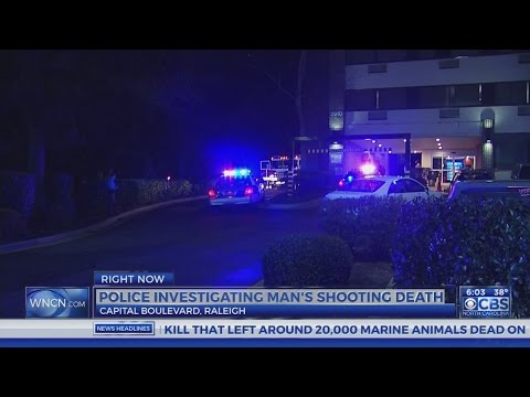 Man found fatally shot in Raleigh hotel stairwell