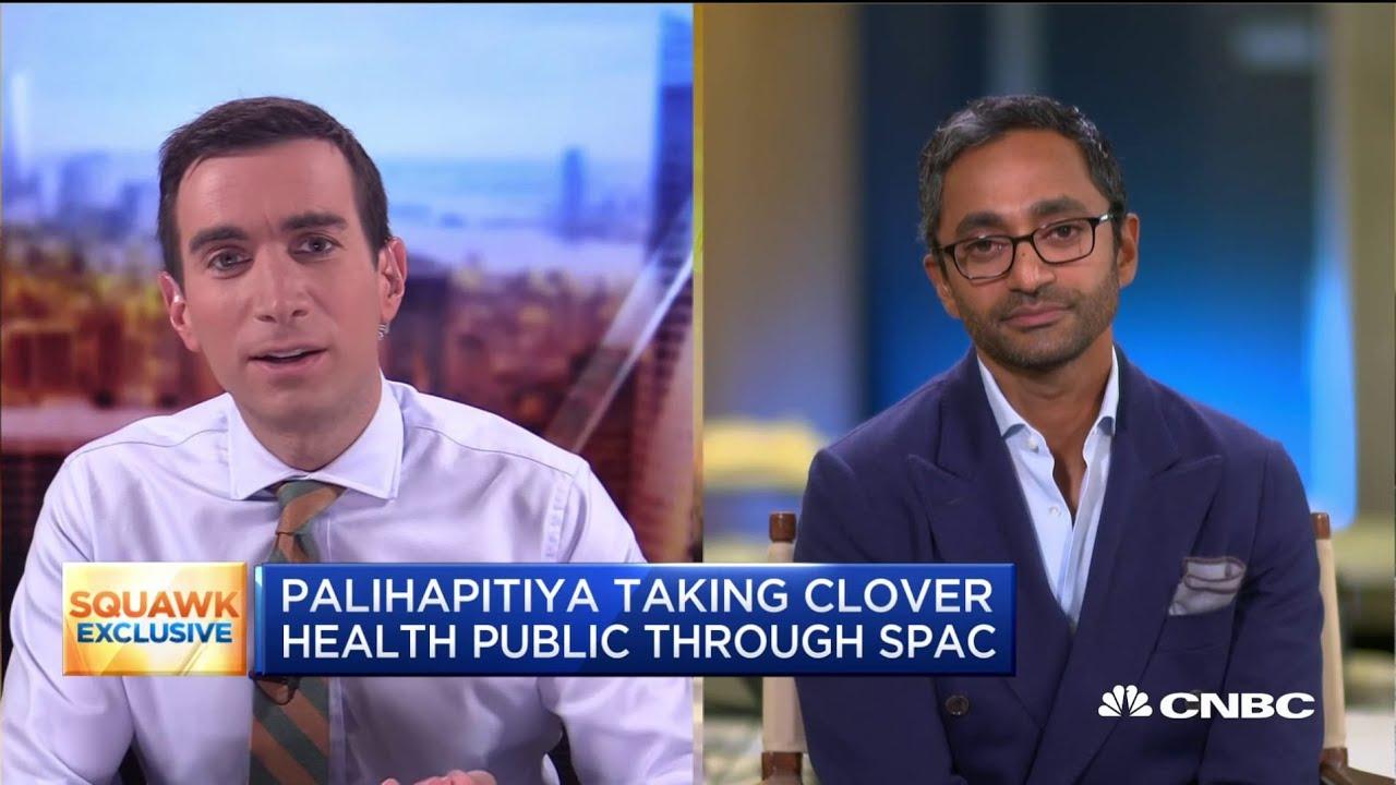 Download Chamath Palihapitiya DESTROYS CNBC Host over Clover Health