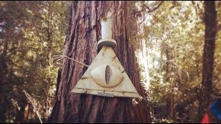 Alex Hirsch explains what happened to the Bill Cipher statue and why he REALLY did Cipher Hunt