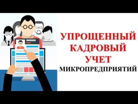 Малый бизнес | Кадровый учет на микропредприятиях | Трудовой кодекс | Предпринимательство | ИП | ООО