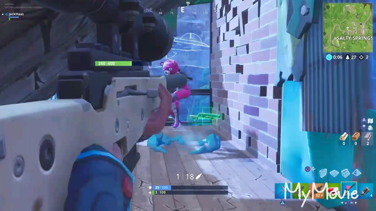Fortnite highlights part 5