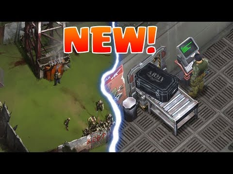 RADIO TOWER IN PROGRESS NEW UPDATE | Last Day on Earth | New Floor (Lobby)