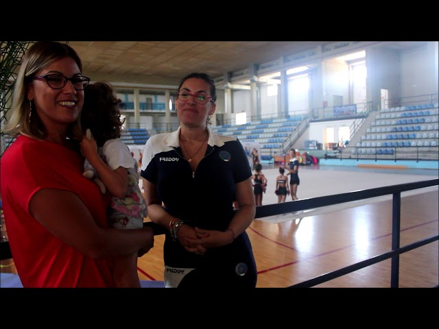 Sport per bambini: ginnastica ritmica