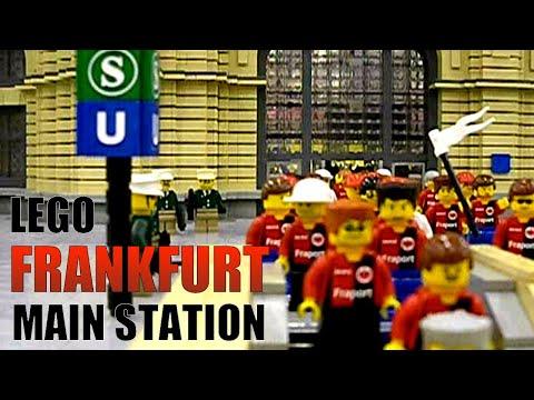 LEGO Fanwelt 08 - Frankfurt Main-Station