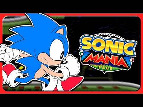 Childhood REMASTERED! | Sonic 1 AR [SHC 2018] Part 1 | Sonic Mania