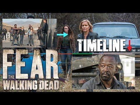 Fear the Walking Dead Timeline Explained!