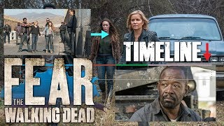 Fear the Walking Dead Timeline Explained!