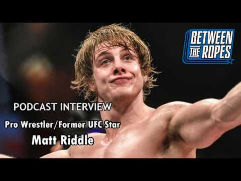 Matt Riddle opens up on Goldberg, WWE and his passion for pro wrestling