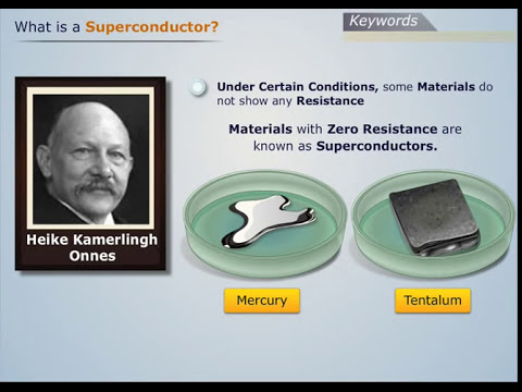 What is Superconductor? - Magic Marks