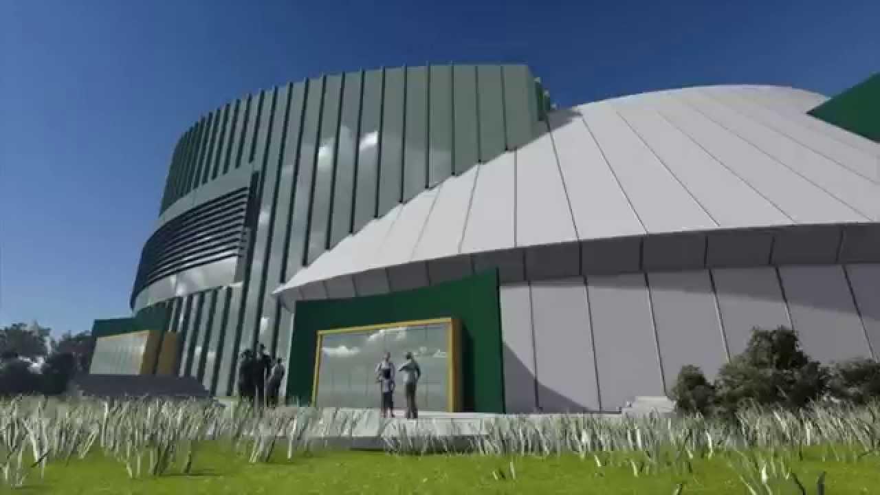Proyecto templo villa uni n gol n arquitectura for Arquitectura virtual