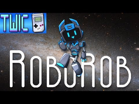 This Week in Chiptune - TWIC 194: ROBOROB GUEST MIX – OUTER SPACE EDM / VGM