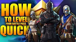 How To LEVEL UP Fast - Season 2 Battle Pass (Fortnite Battle Royale) Christmas Update