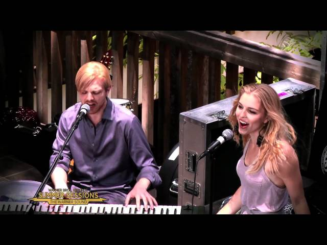 "Delta Rae - ""Morning Comes"" live at WBR's Summer Sessions Concert Series"