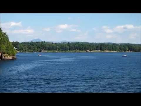 Lake Champlain Cruise, Burlington