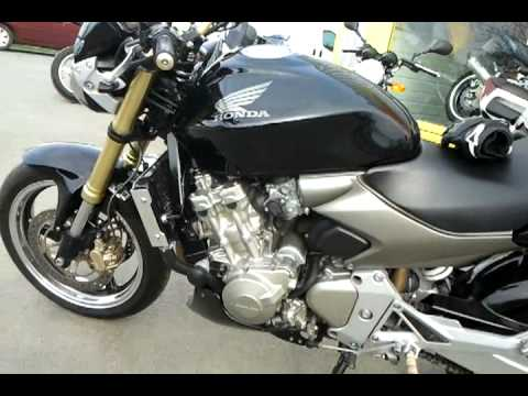 honda hornet 2005 greg youtube. Black Bedroom Furniture Sets. Home Design Ideas