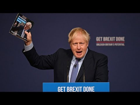 video: Conservative Party manifesto: What are Boris Johnson's NHS plans?