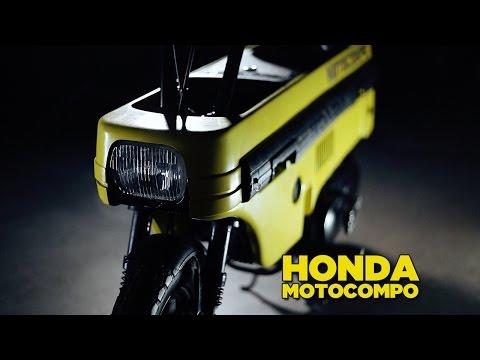 Honda Motocompo Battle
