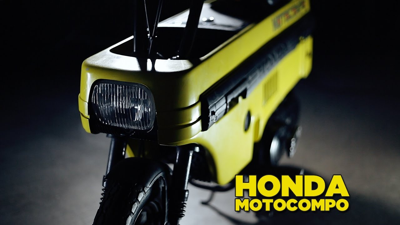 Honda Motocompo Battle