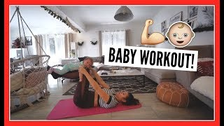 BABY WORKOUT! | 10.12.2018 | ✫ANKAT✫