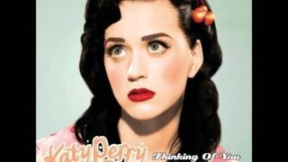 Katy Perry - Thinking Of You (Audio)