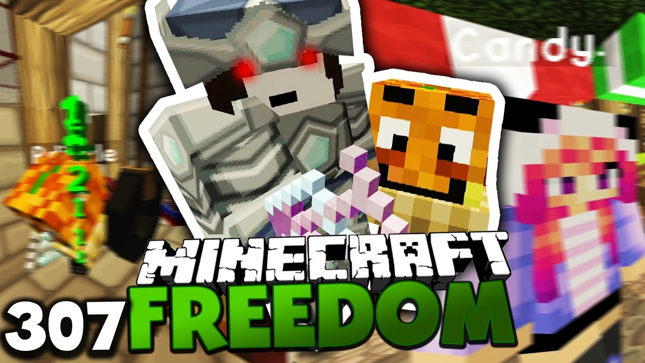 Download PDIZZLE SPRITZT SICH AWESOME! & CANDY + MAUDADO= LOVE?! ✪ Minecraft FREEDOM #307 DEUTSCH | PALUTEN