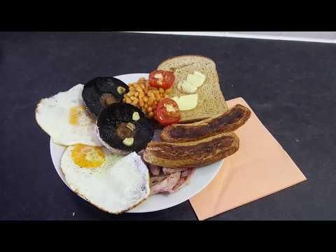 История традиционного английского завтрака и рецепт его приготовления