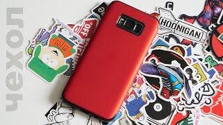 супер Чехол на Galaxy S8 и iPhone 7