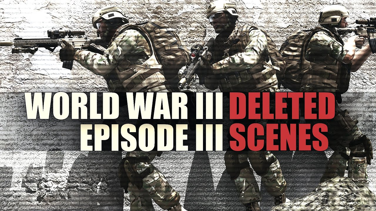 Download Deleted scenes ▶ World War 3 Episode 3 | ARMA III Machinima