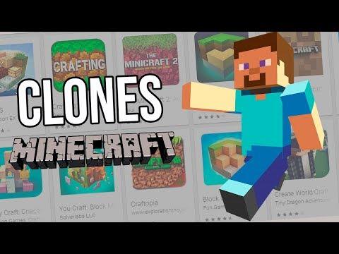 Piores CLONES De Minecraft Para CELULAR