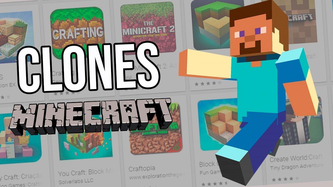 Download Piores CLONES de Minecraft para CELULAR