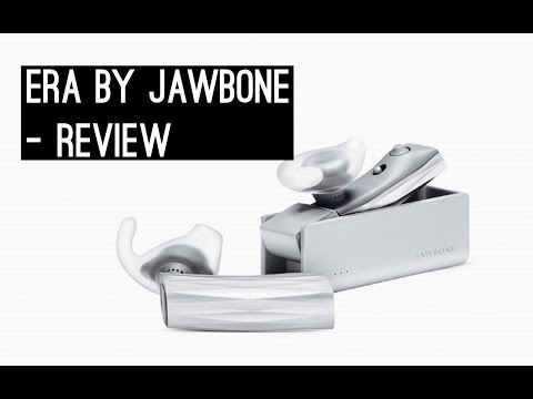 ERA By Jawbone 2014 Bluetooth Headset Review