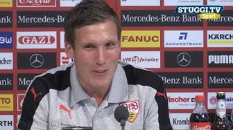 Neuer VfB-Trainer Hannes Wolf stellt sich vor