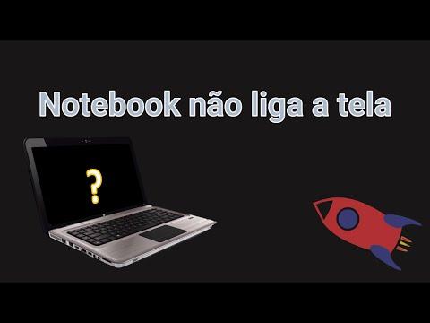 A tela do notebook parou de funcionar! - HP Pavilion dv6 3240