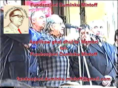 D Mintoff Valletta 1