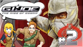 Gi Joe Rise Of Cobra Part 2 Strom Shadow Genesis Mission (HD)