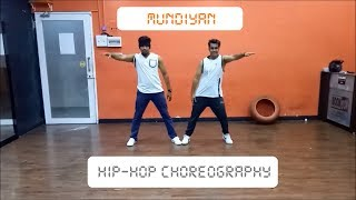 Mundiyan | Sanjith N Laukik | Hip-Hop Dance Choreography